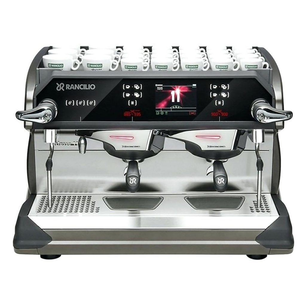 ban may pha cafe rancilio classe 11 xcelius 2 group a2 viet nam khoi nghiep cafe
