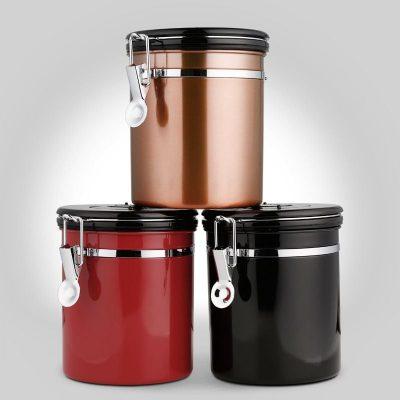 hũ degas cà phê 500g