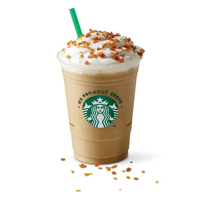 cách làm cafe đá xay caramen brulee creme frappuccino