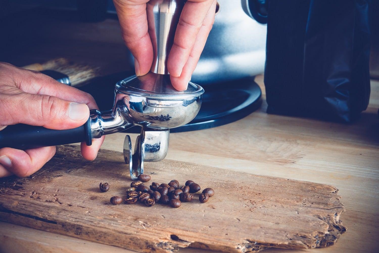 Hướng dẫn cách chọn kích cỡ Tamper nén cafe espresso