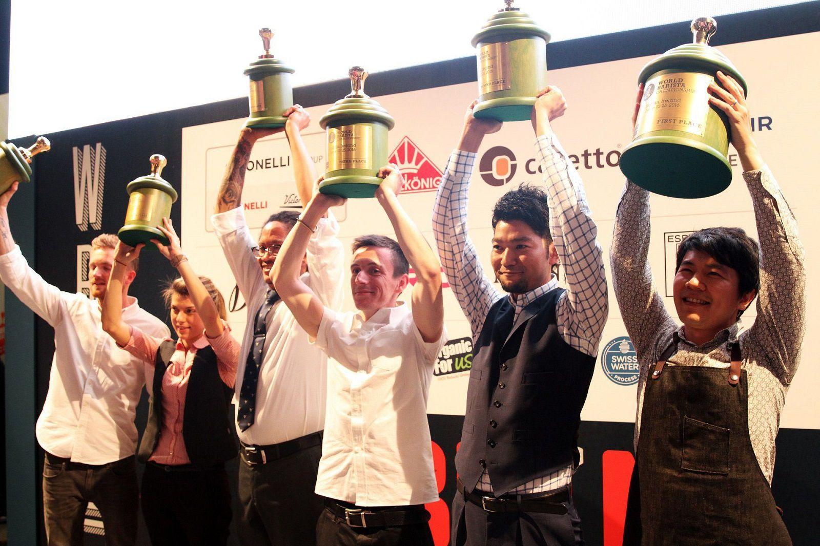 ket qua chung ket cuoc thi world barista championship 2016