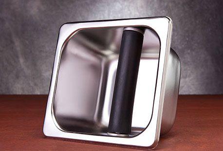 knock box hộp đựng bã cafe espresso