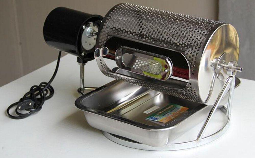 máy rang cà phê giá rẻ mini gia đình