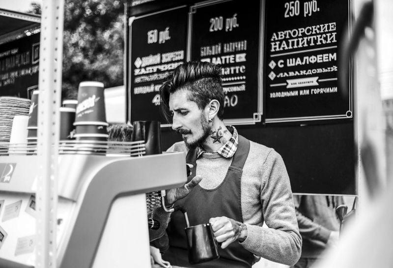 mở quán cafe espresso , mở quán cà phê espresso 1