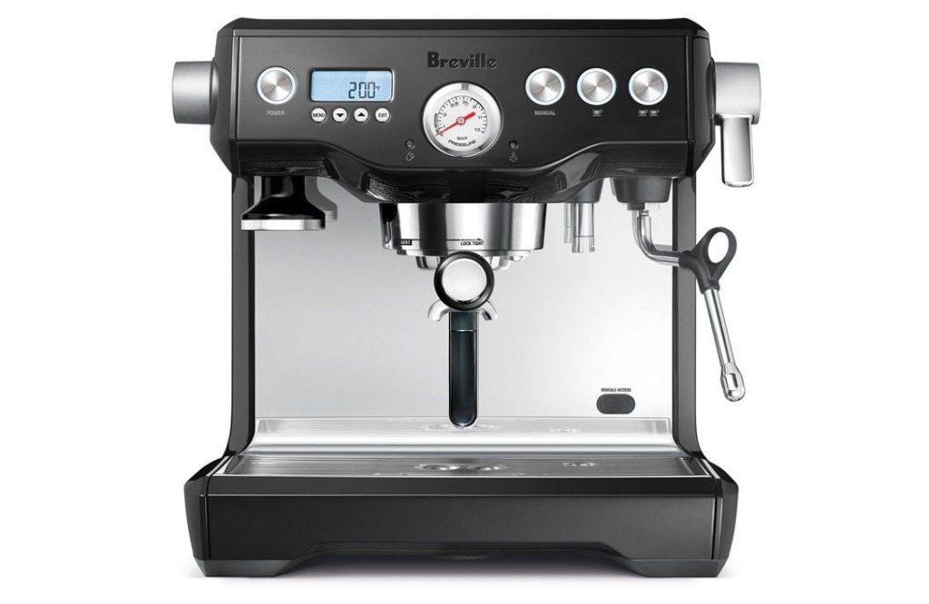 may pha ca phe espresso breville 920 dual boiler mau den