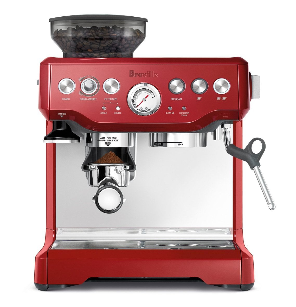 may pha cafe espresso breville 870xl mau do