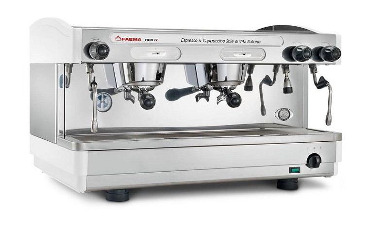 may pha cafe espresso faema e98 re s2 y italy faema viet nam khoi nghiep cafe
