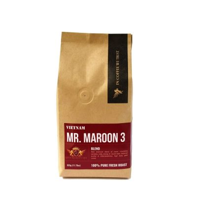 mr maroon 3 Cafe hạt xuất khẩu loại 1 làm cafe espresso ngon 2