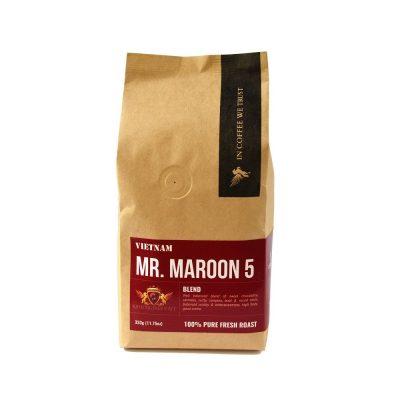 mr maroon 5 cà phê espresso ngon làm từ 5 loại hạt cafe xuất khẩu loại 1 trở lên 2