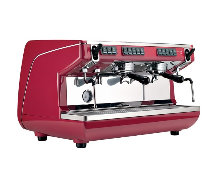 mua ban may pha cafe chuyen nghiep nuova simonelli appia life a2 2 group cua y khoi nghiep cafe viet nam do hcm