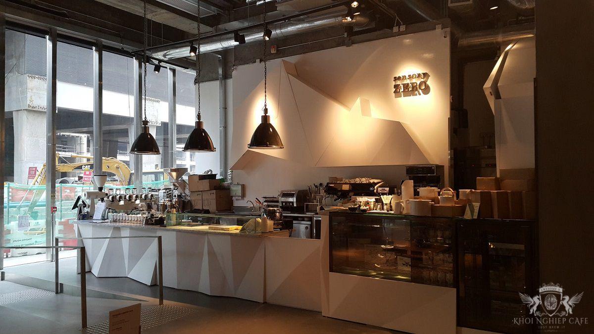sensory ZERO - coffee bar mau thiet ke quan cafe rang xay an tuong 2018 (2)