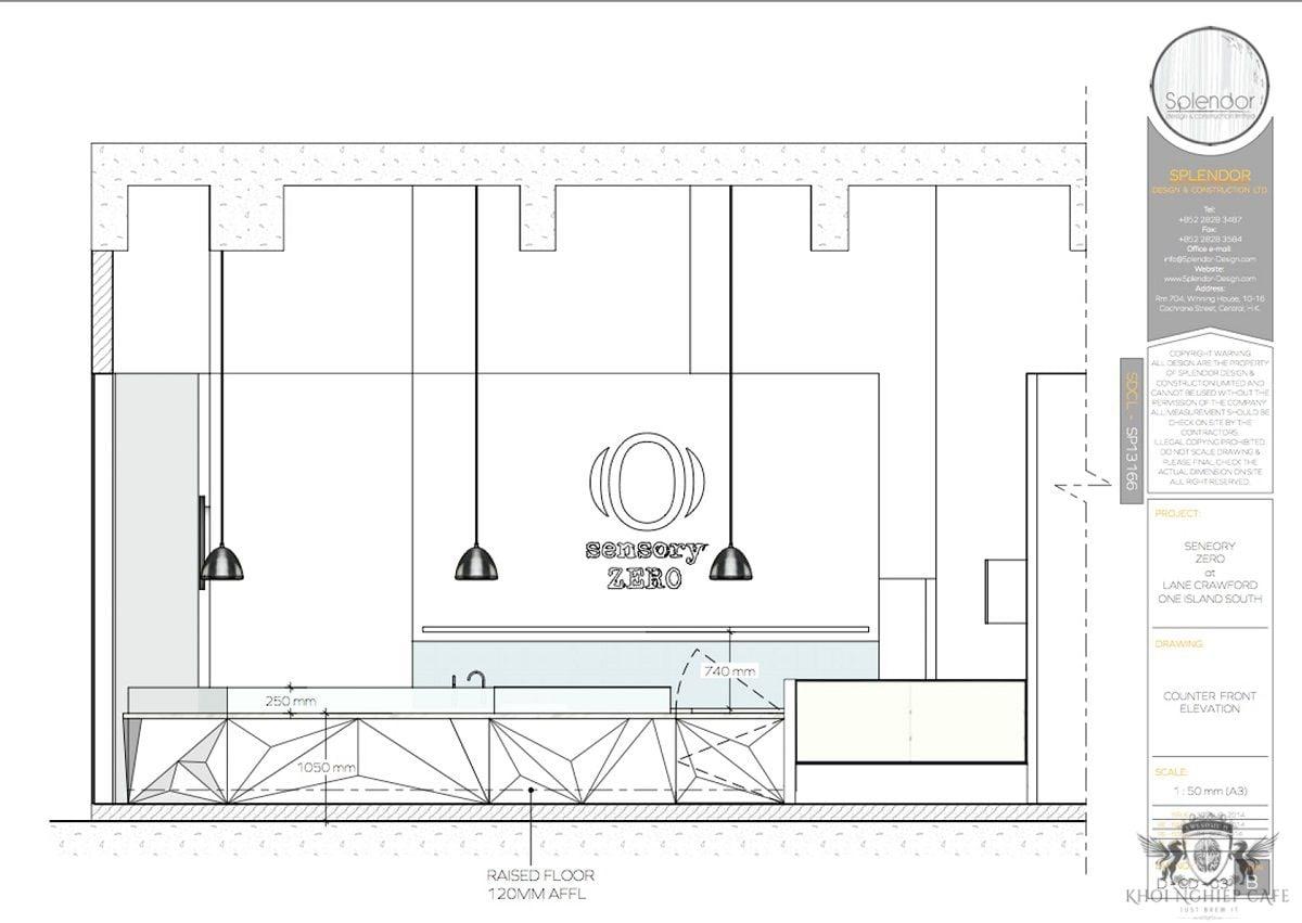 sensory ZERO - coffee bar mau thiet ke quan cafe rang xay an tuong 2018 (4)