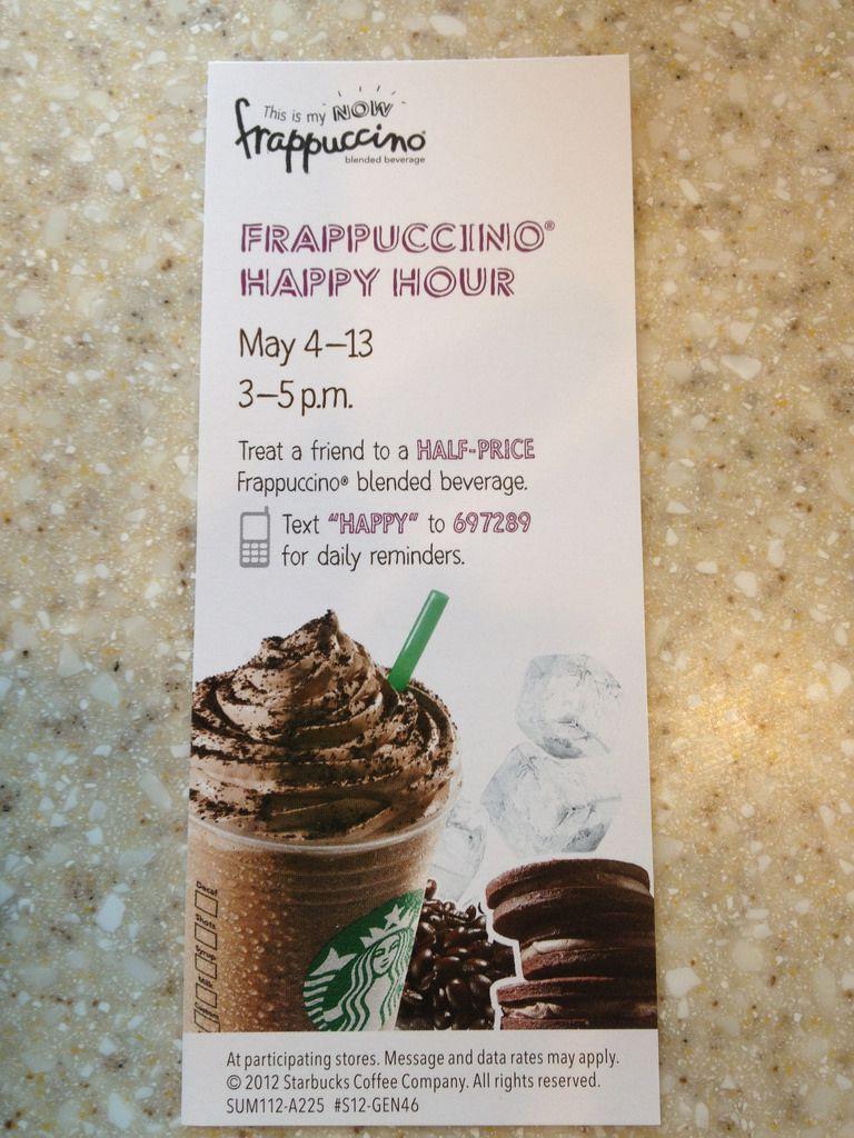 Dù là Starbucks thì vẫn sử dụng những quảng cáo bé hơn tờ A4