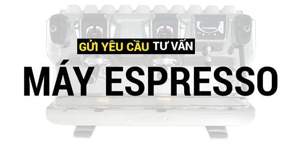 Tư vấn chọn máy pha cafe espresso tốt
