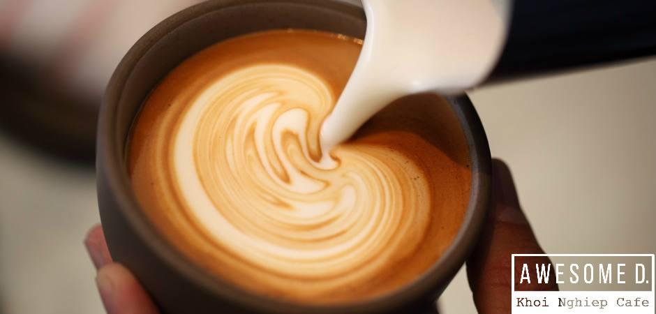 z[khoinghiepcafe.com] Cách làm cappuccino đánh sữa Latte Art 6c